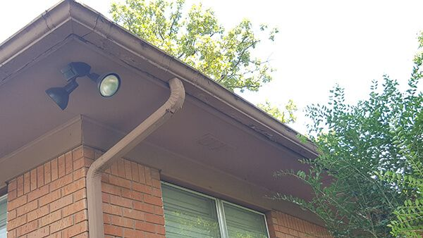 Gutter Guard System Sherman TX