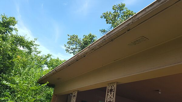 Rain Gutter Repair Sherman TX
