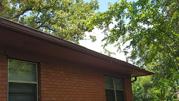 Residential Gutter Replacement Sherman TX