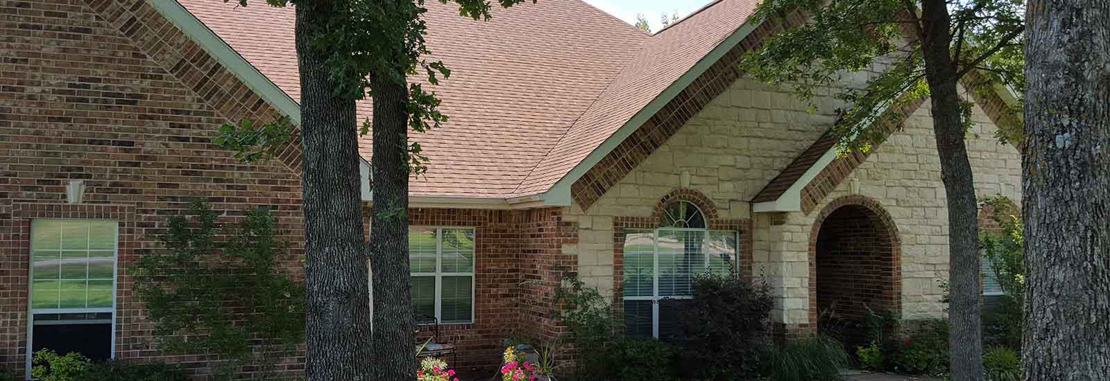 New Residential Roof Installation Sherman TX